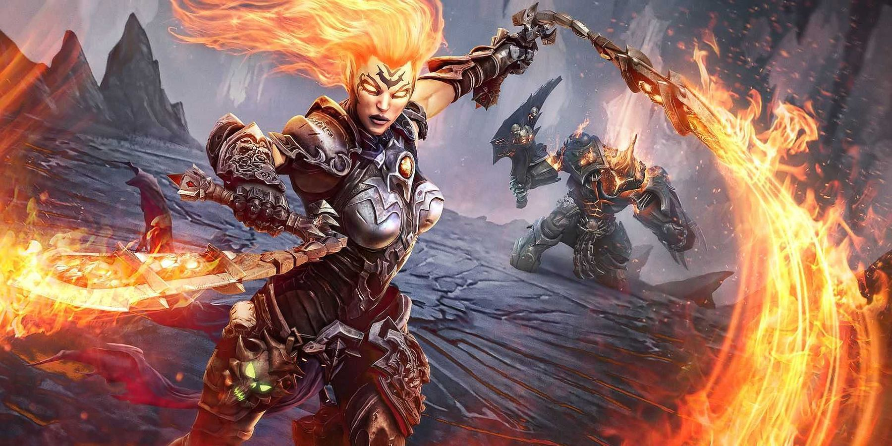 Darksiders 3 Guide: How To Beat The Final Boss | Screen Rant