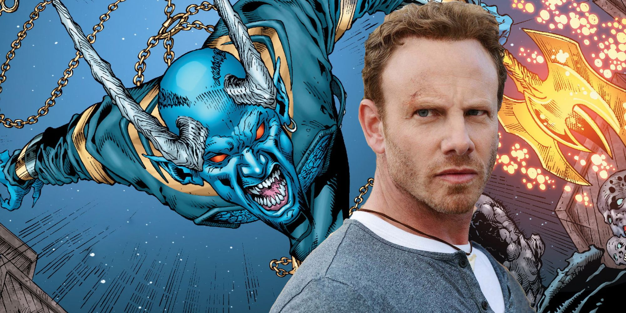 Swamp Thing Radio Season 0 - Episode 7: Blue Devil - DC TV