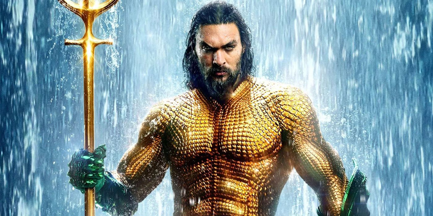 Aquaman Every Easter Egg Dc Comic Reference Screenrant