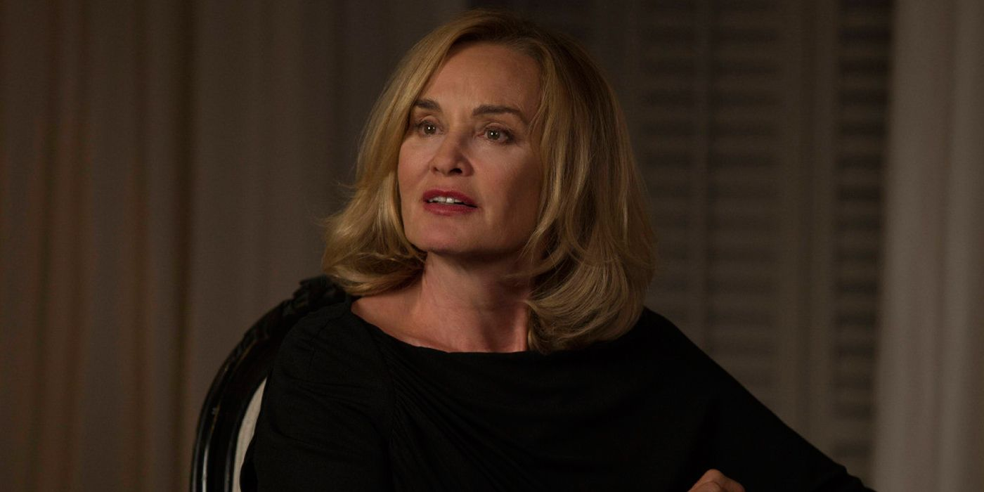 Jessica Lange Teaming Up with American Horror Story Creator for The Politician
