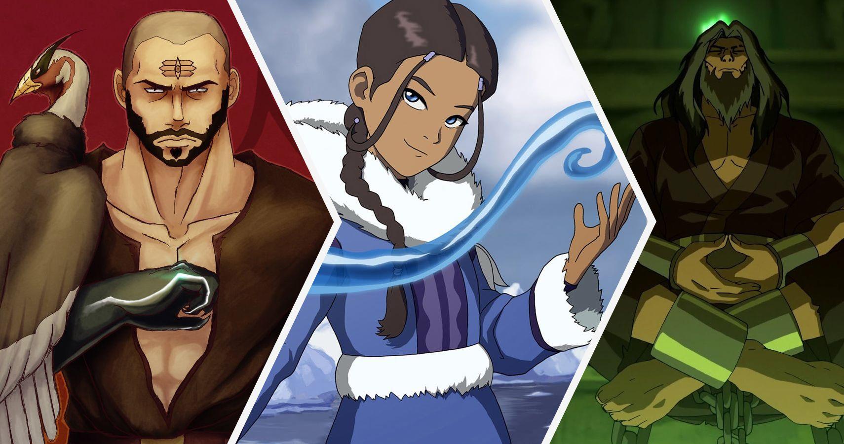 Avatar The Last Airbender Desktop Wallpapers Free Download
