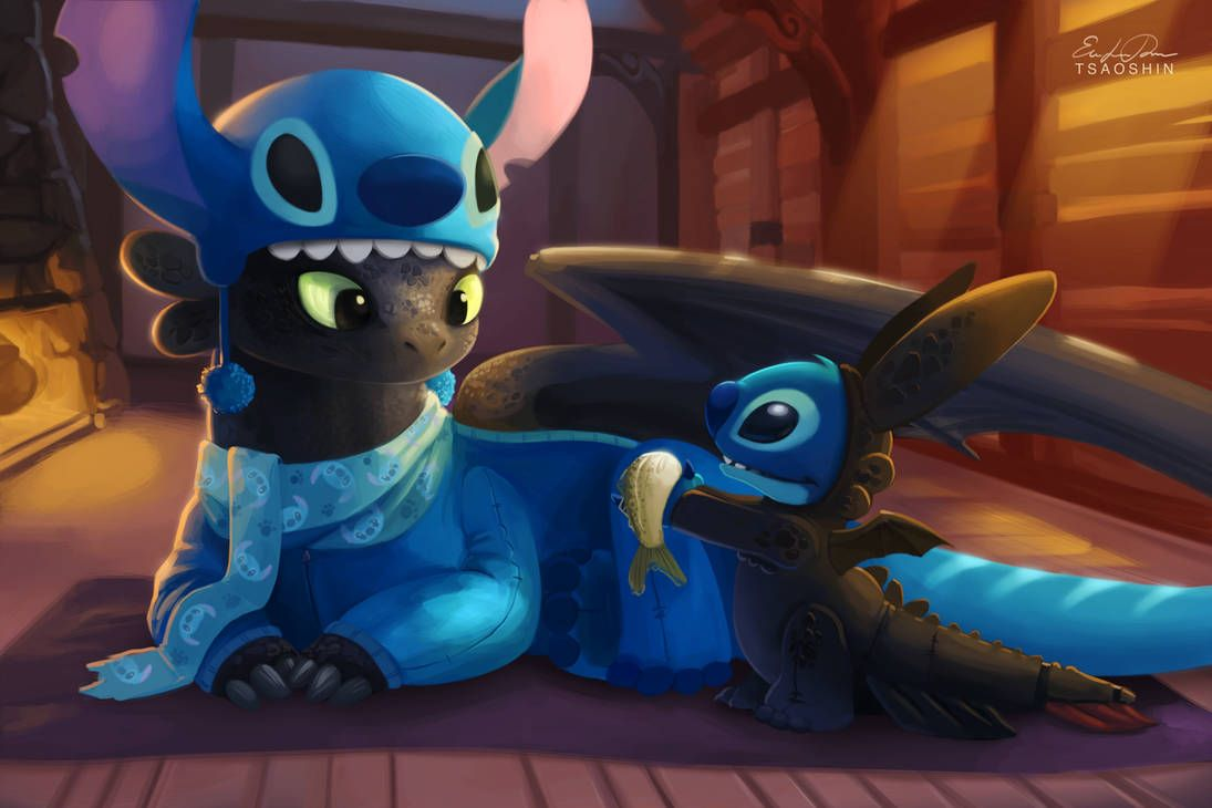 22 Fan Redesigns Of Unexpected Disney And DreamWorks