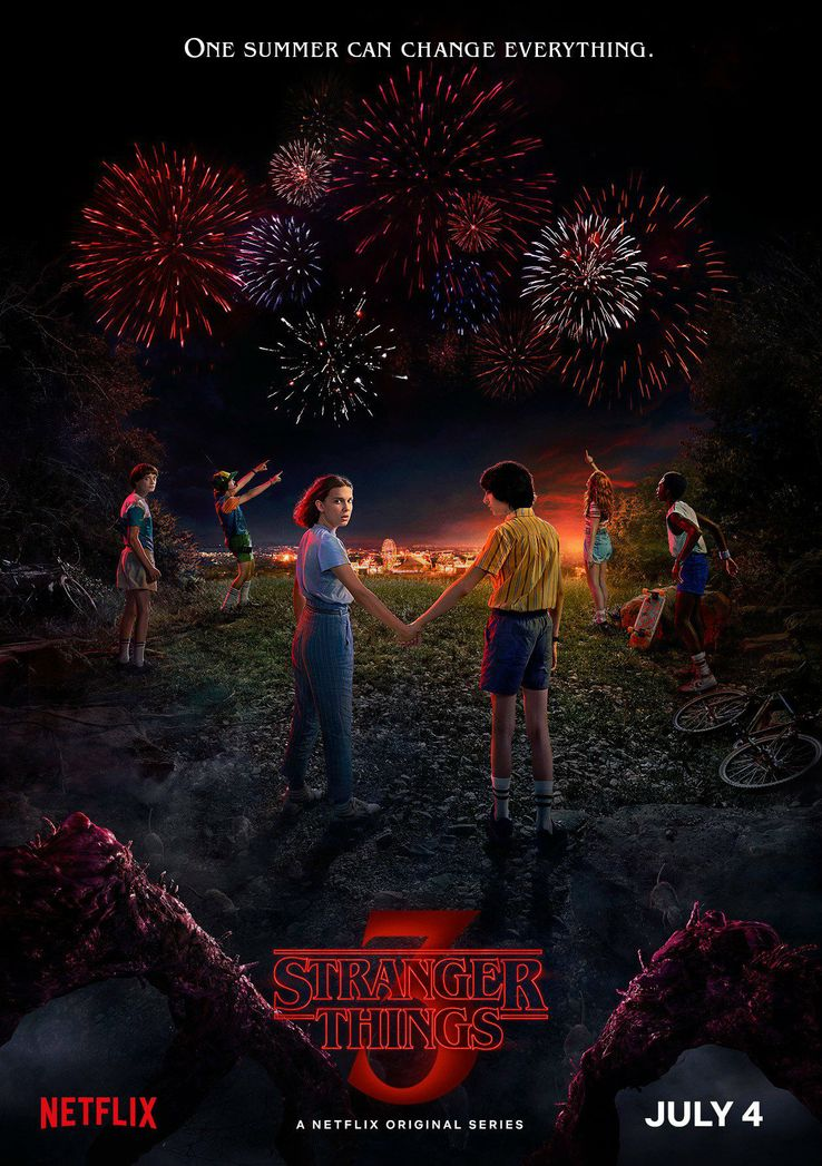 Stranger Things                 - Page 5 Stranger-Things-3-Poster