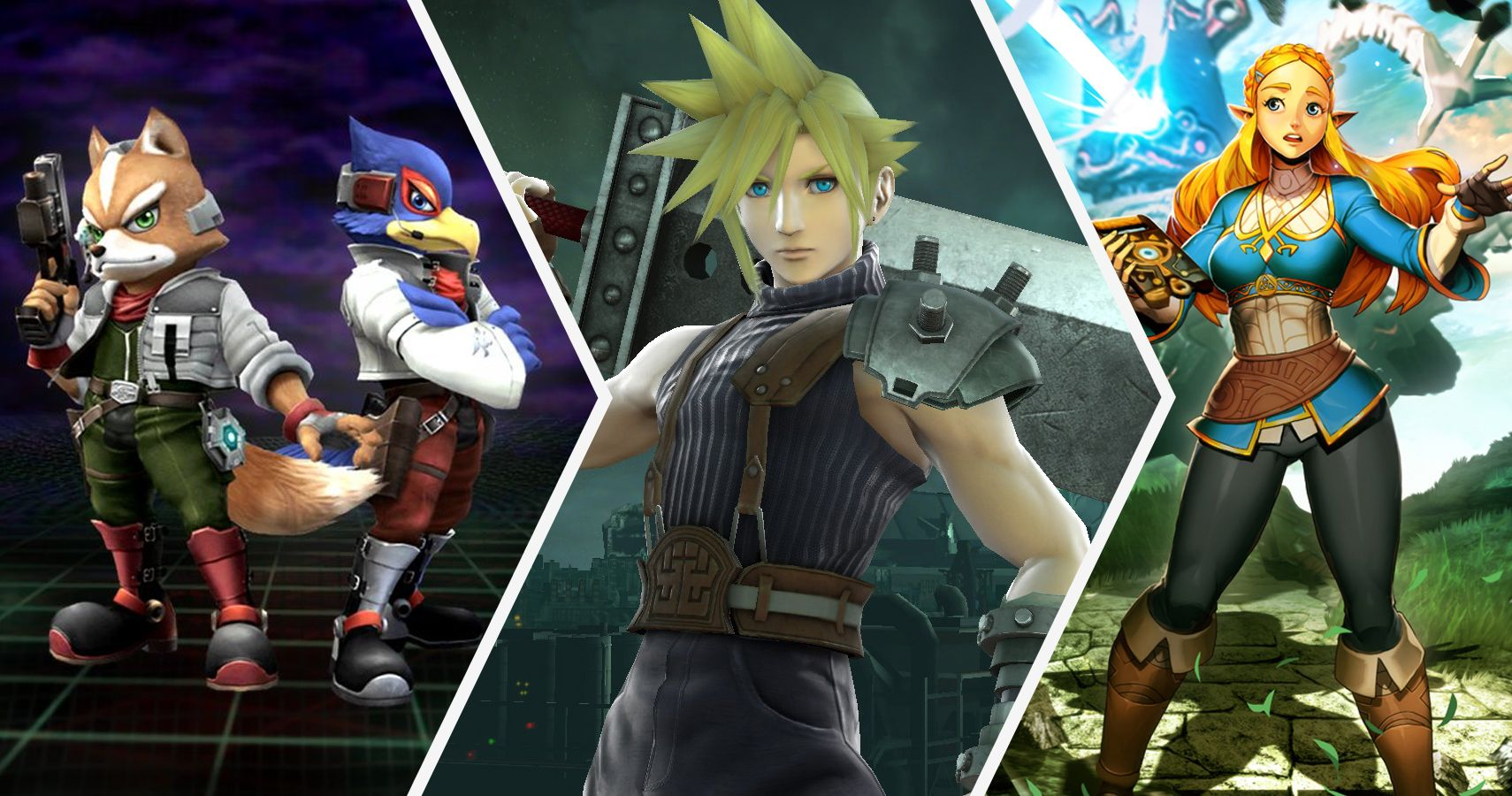 10 Smash Bros  Characters Who Are Overpowered (And 10 Who
