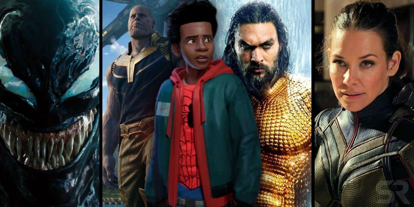 Best Superhero Movies ...