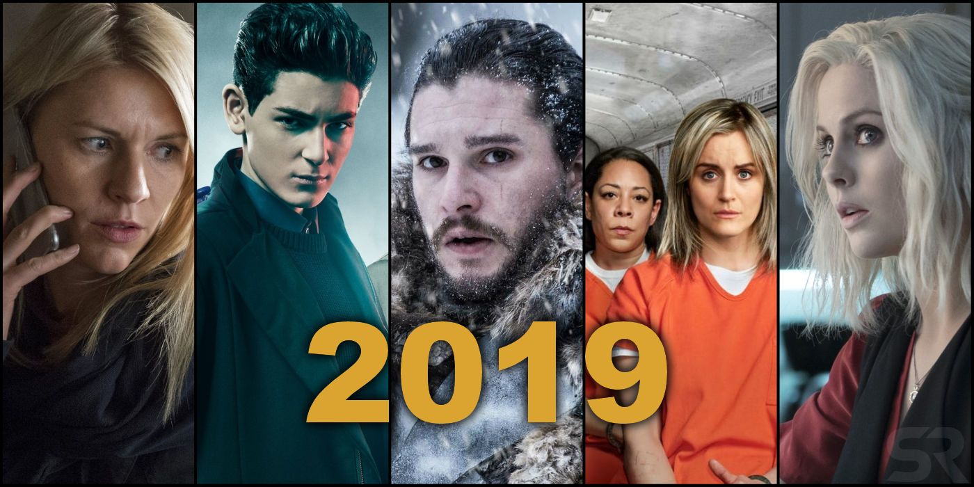 Every TV Show Ending In 2019 | Screen Rant