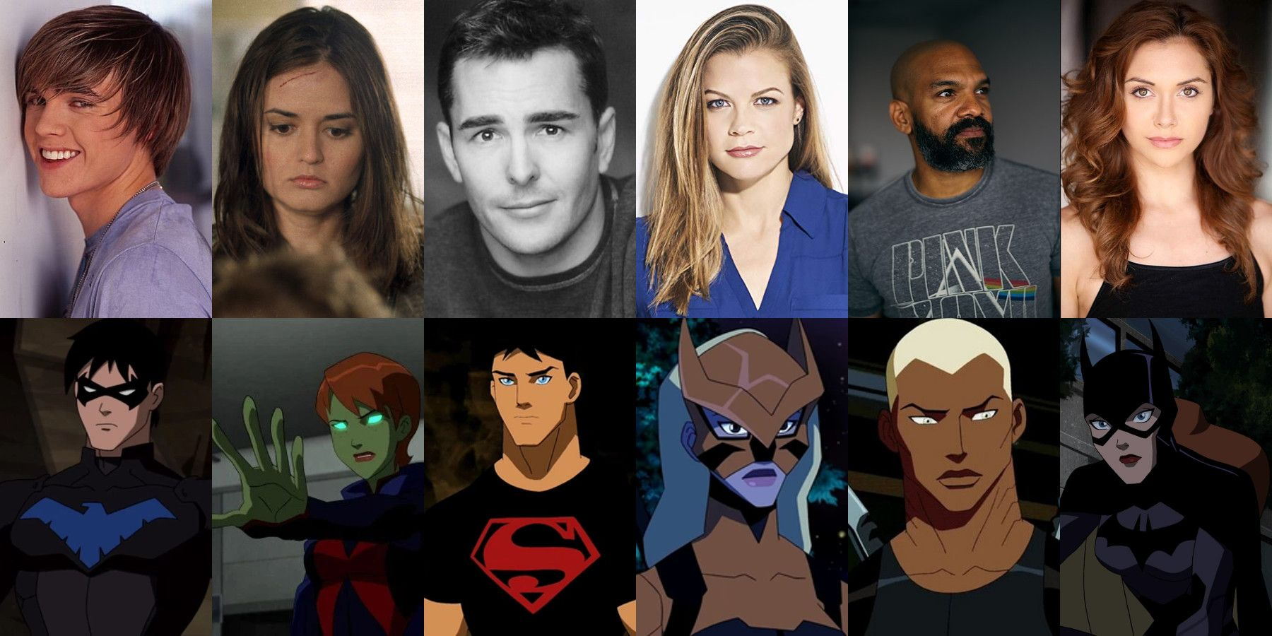Young Justice: Outsiders Voice Cast & Character GuideYoung Justice Season 3 Characters
