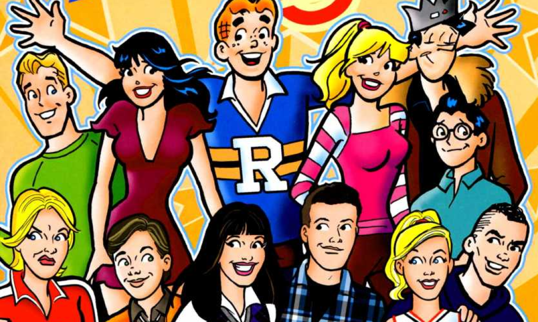 Image result for archie comics photos