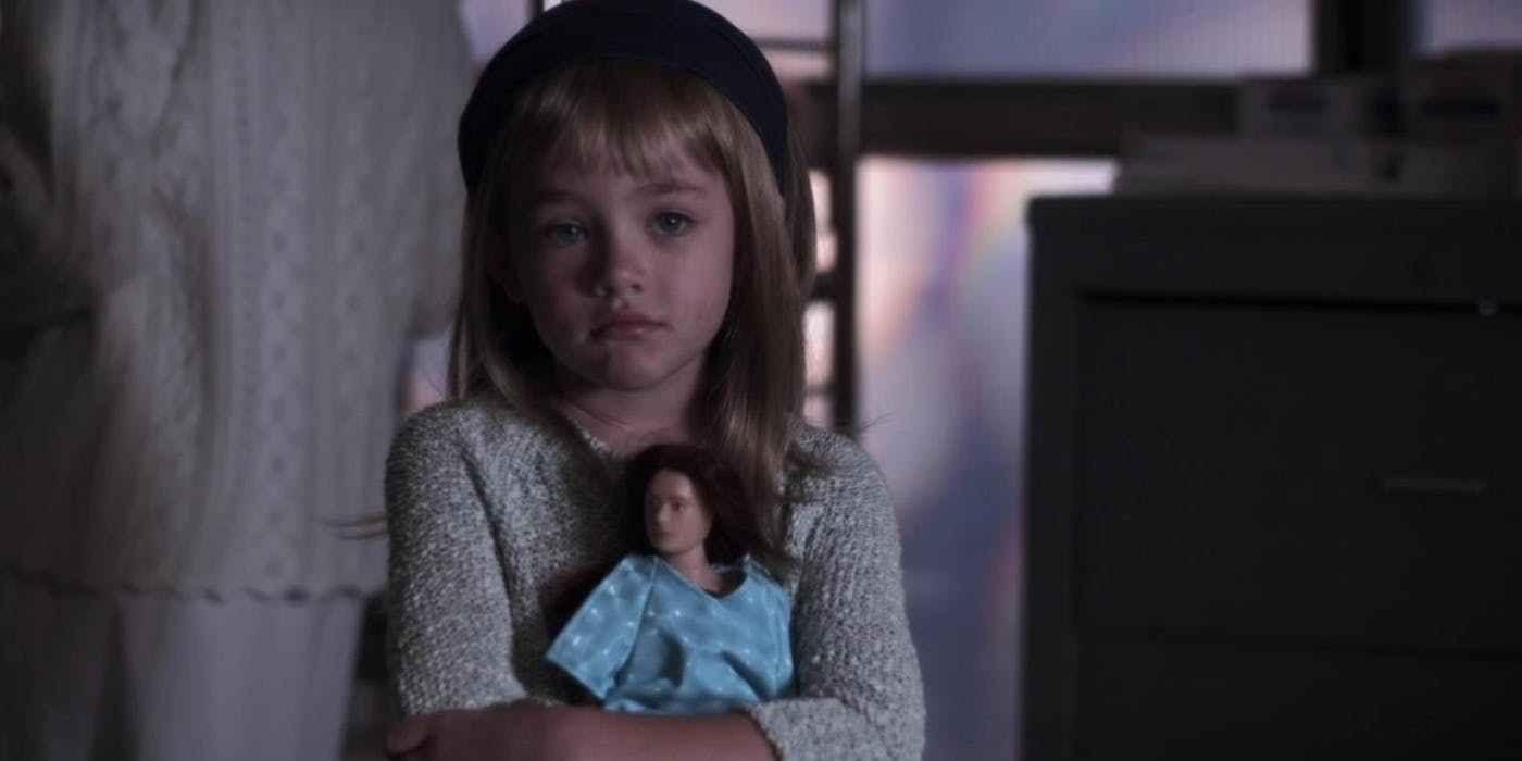 meredith grey third child