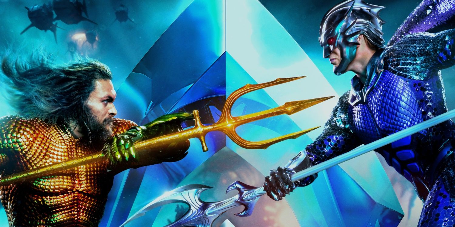 Tv And Movie News Watch Aquamans Visually Stunning End Title