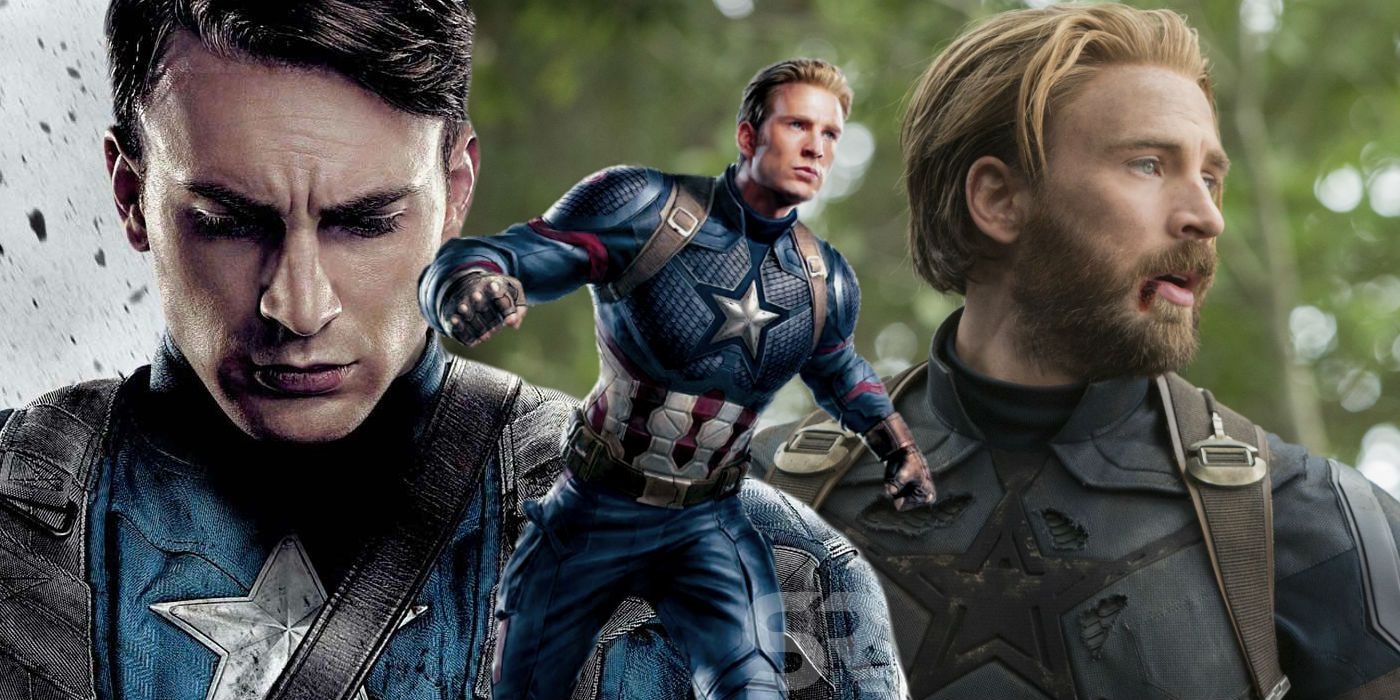 Captain America's Endgame Costume Was Teased In The First Avenger