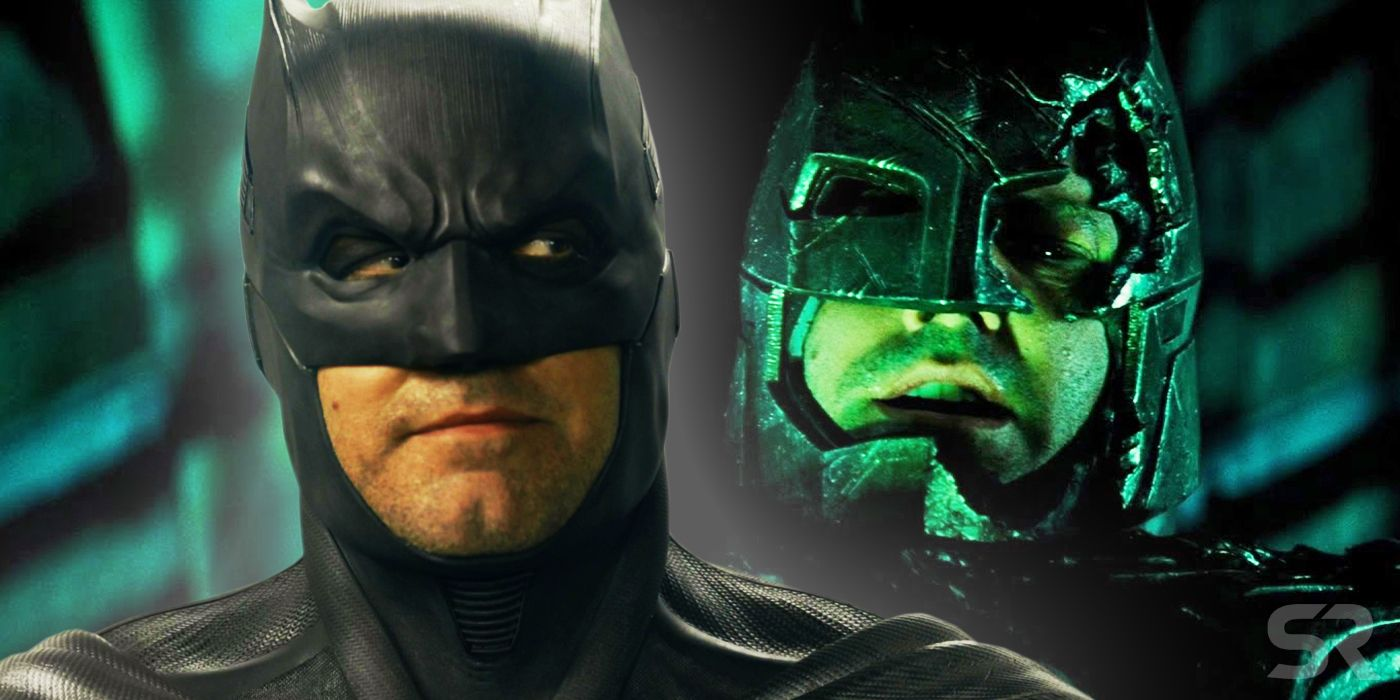 Why Ben Affleck Isn't Batman Any More (& Why It Took So Long)