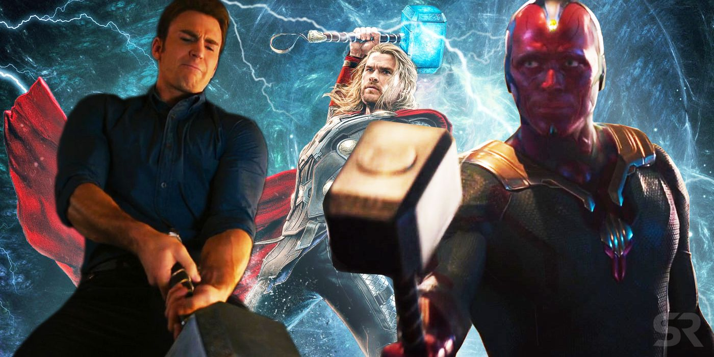 How The MCU's Version Of Mjolnir Compares To Marvel Comics