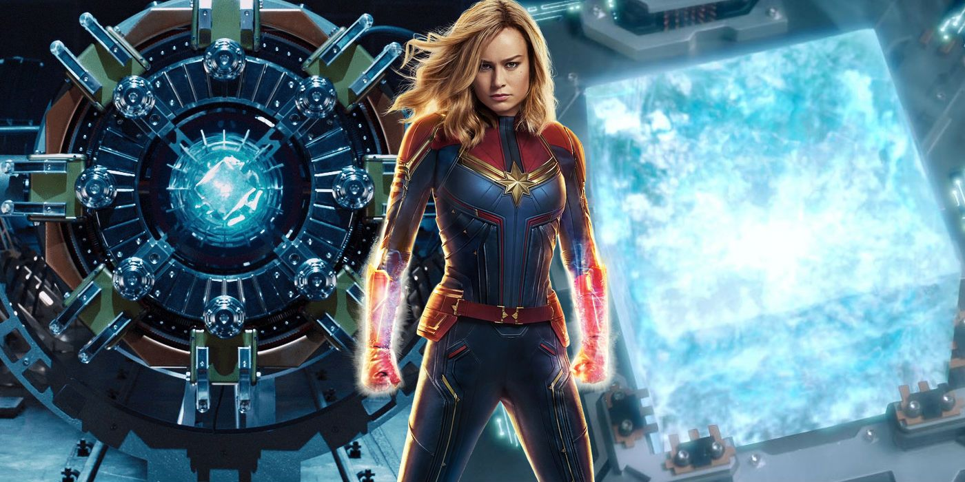 Captain Marvel Samuel L Jackson Hints At Tesseract Screenrant