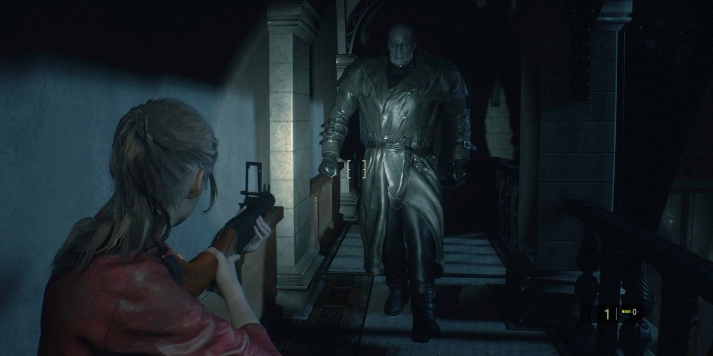Resident Evil 2 Remake Now Has A First-Person Fan Mod