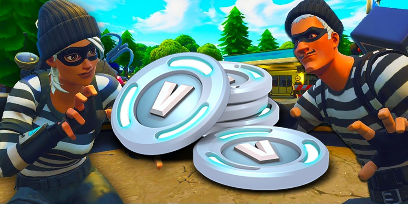 Fortnite's V-Bucks Currency Reportedly Being Used To ...
