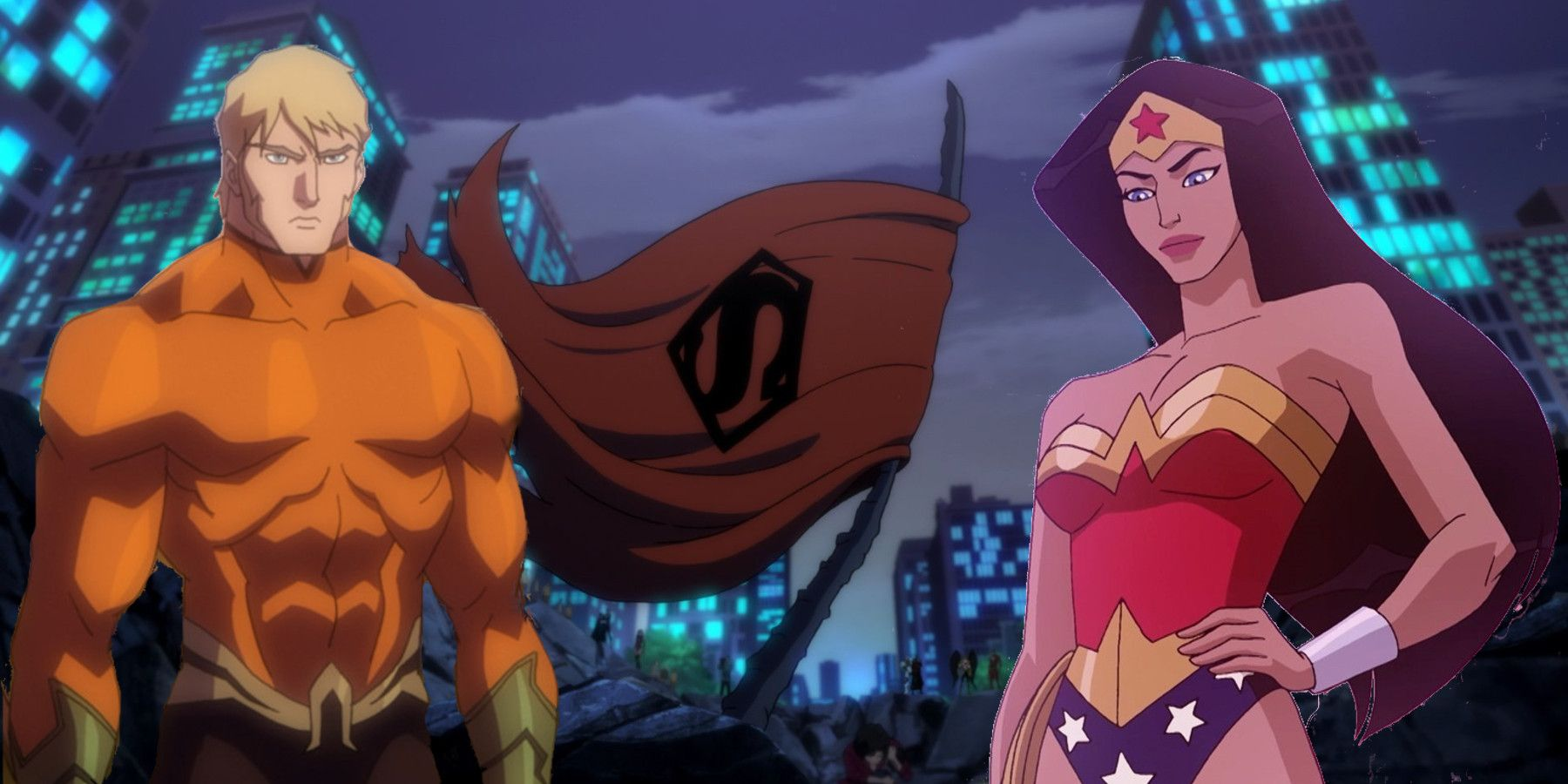 Best DC Animated Movies (& How To Watch Them) | Screen Rant
