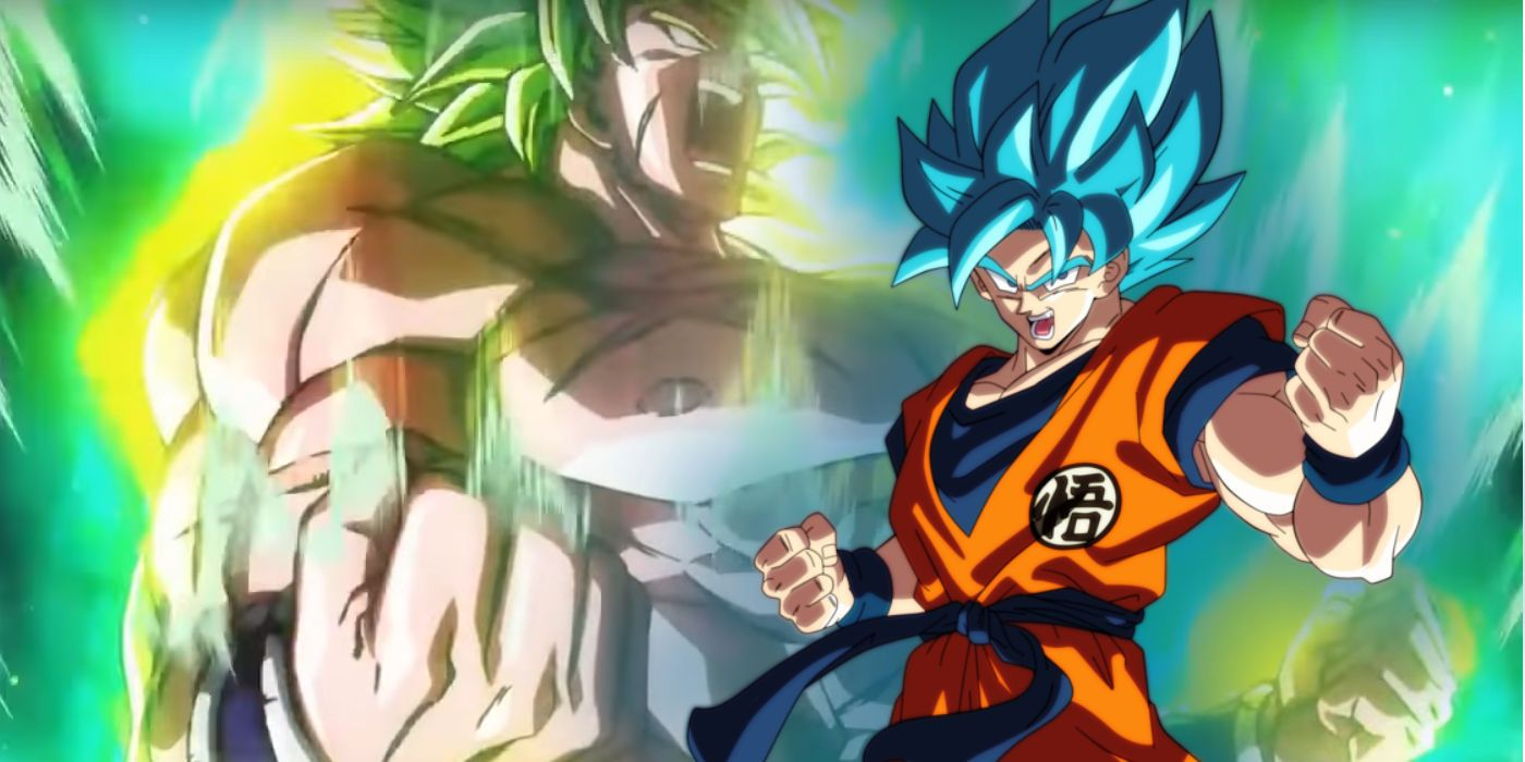 dragon ball super broly  Dragon Ball Super: Broly Ending Explained | ScreenRant