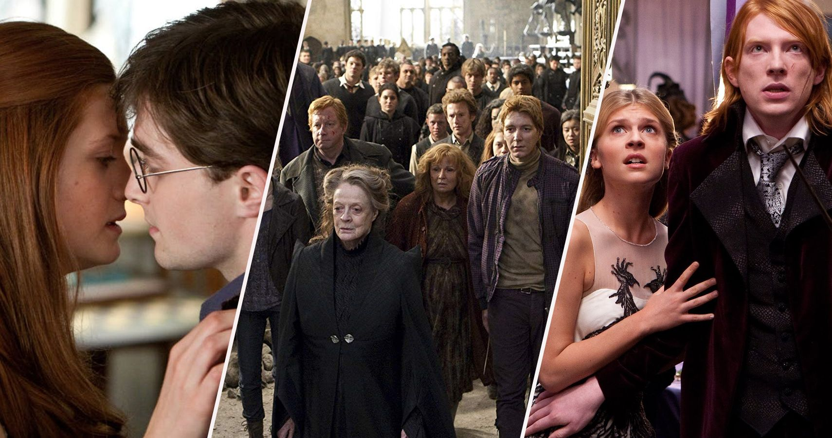 25 Things Only True Harry Potter Fans Know About The Weasley Family