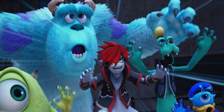 Kingdom Hearts 3 Release Date, Gameplay, Characters, Worlds, & More