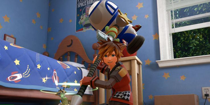 Kingdom Hearts 3 Guide & Tips: Attractions, Keyblades, Gummi, & More