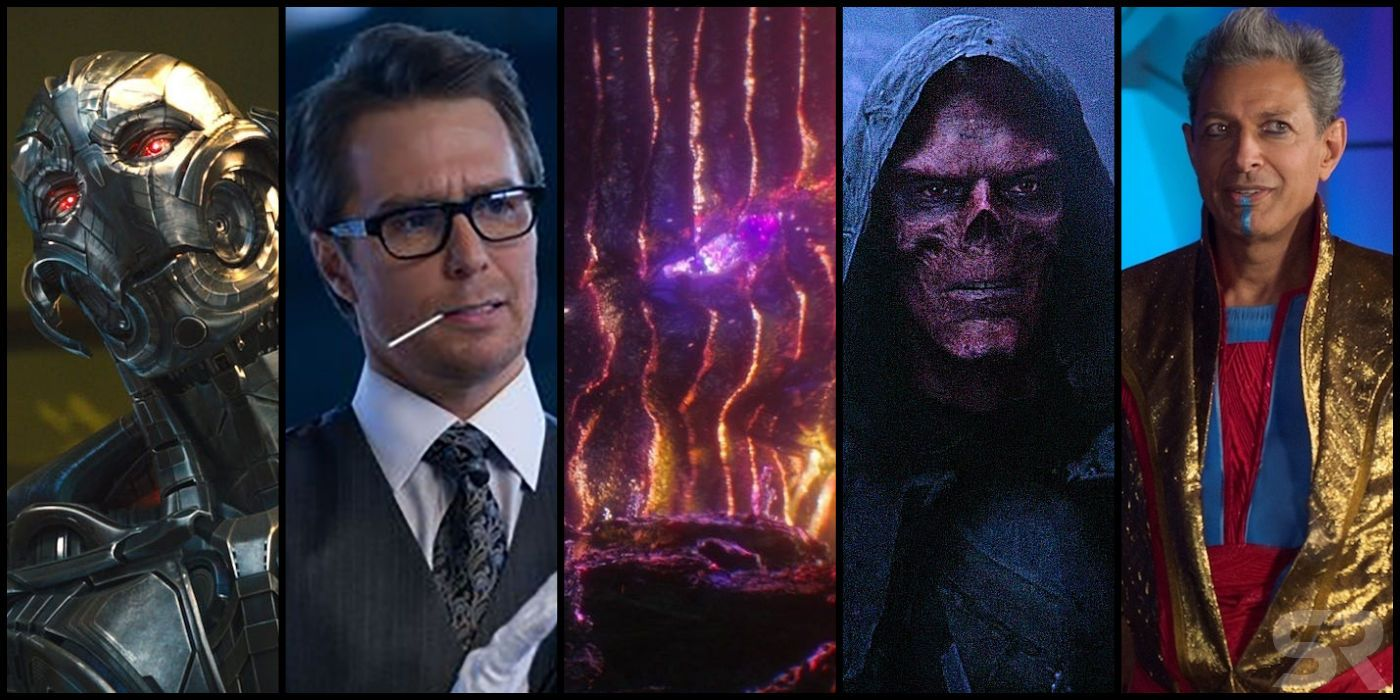 10 Villains Who Have Had The Most MCU Appearances