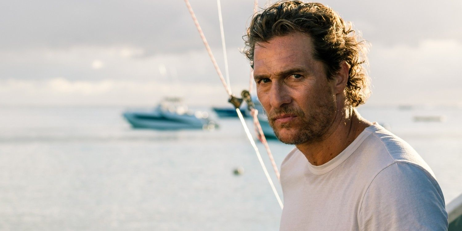 Serenity Review: McConaughey's Noir Drama Goes Off the Deep End
