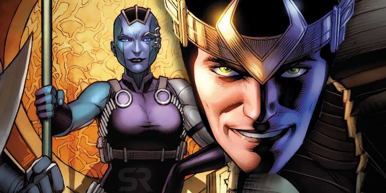 Exclusive Preview: Asgardians of the Galaxy #5