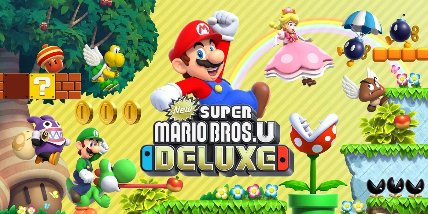 New Super Mario Bros  U Deluxe Review: A Solid Update