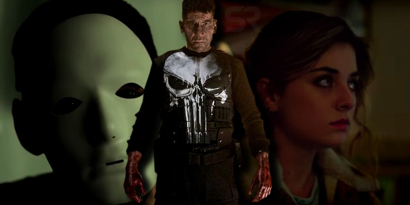 Punisher Staffel 2 Cast