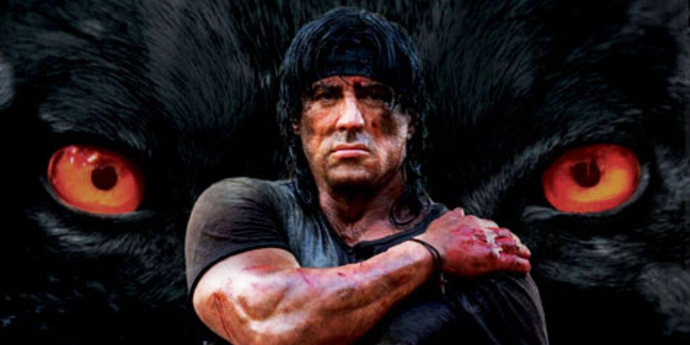 Rambo 5 Was Originally A Monster Movie Savage Hunt