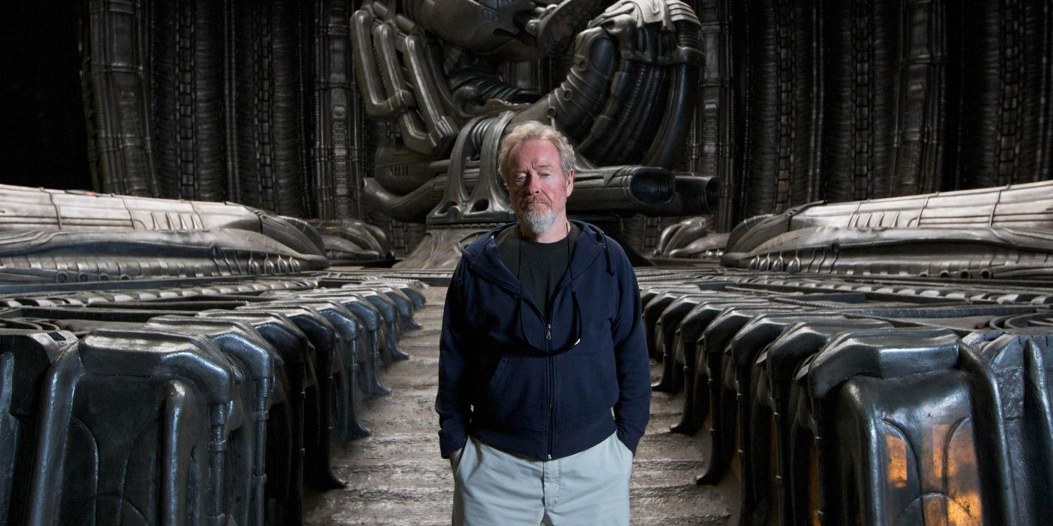 Ridley Scott's Raised By Wolves TV Show Sets Main Cast