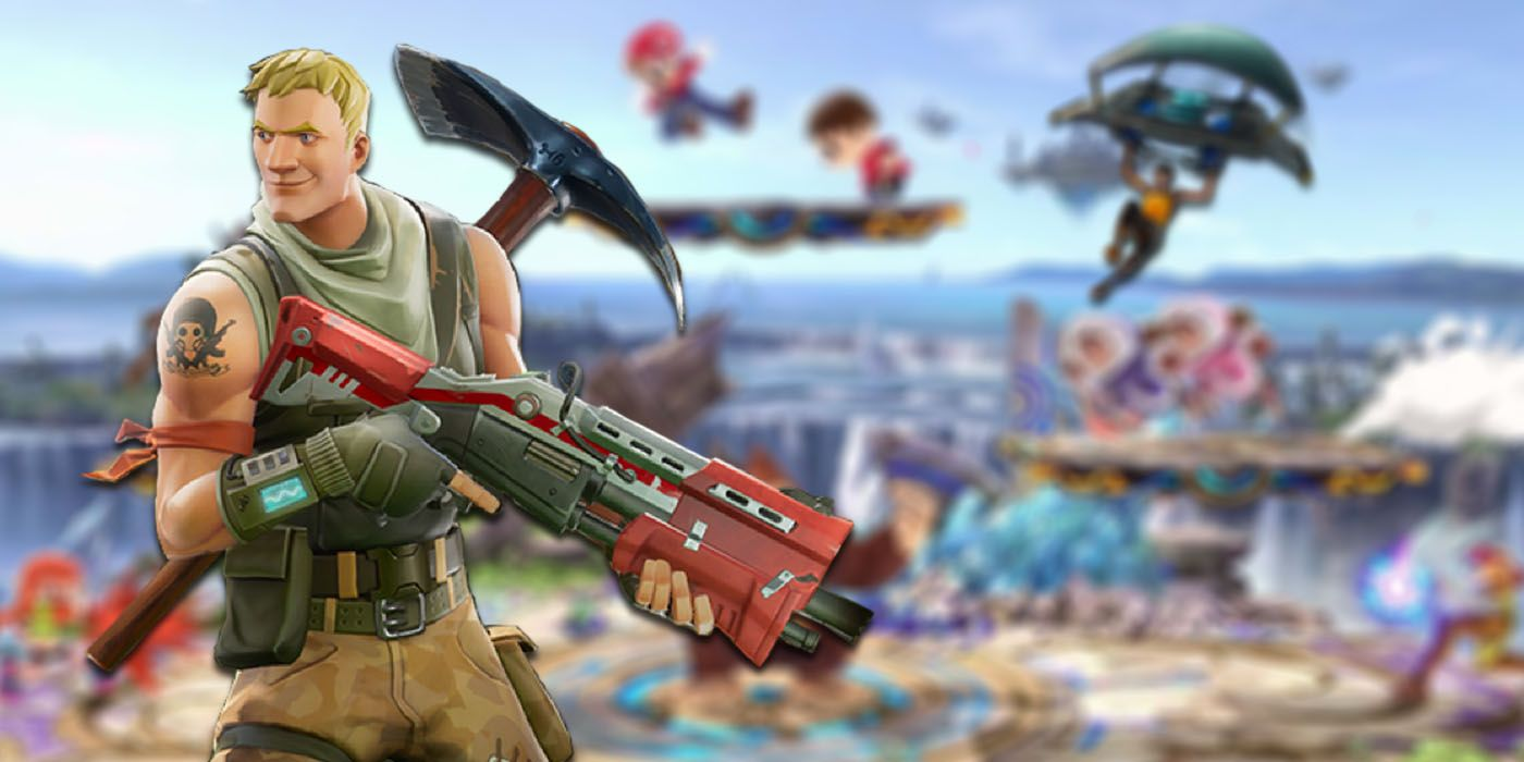 Why A Fortnite Character Would Be Perfect For Smash Ultimate DLC