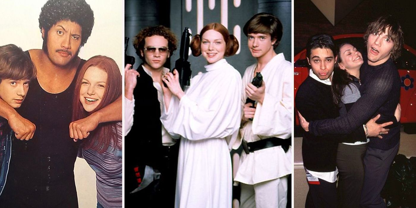 That '70s Show: 25 Behind-The-Scenes Photos That Change