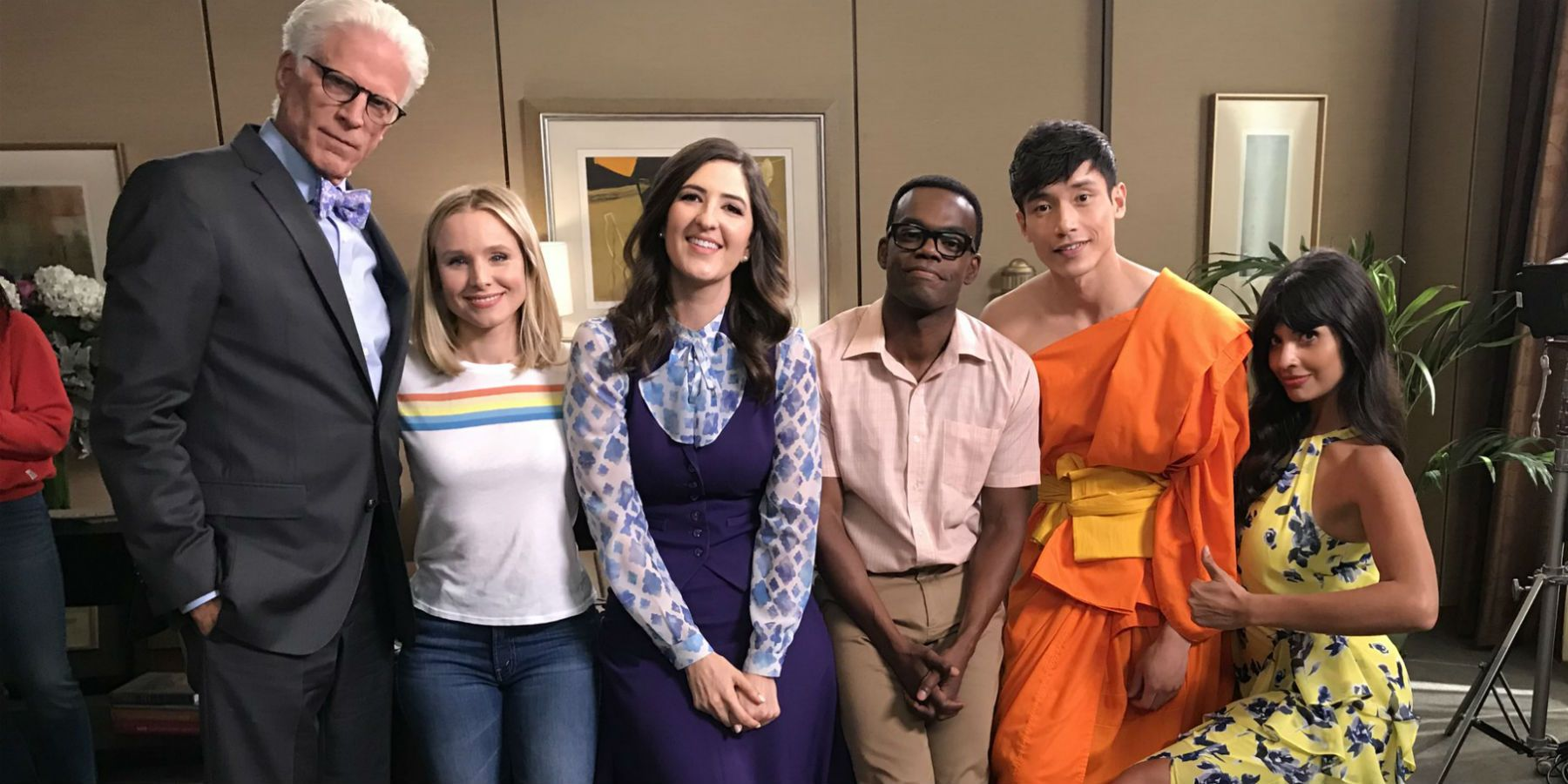 The Good Place: 10 Things We Need To See In Season 4 ...