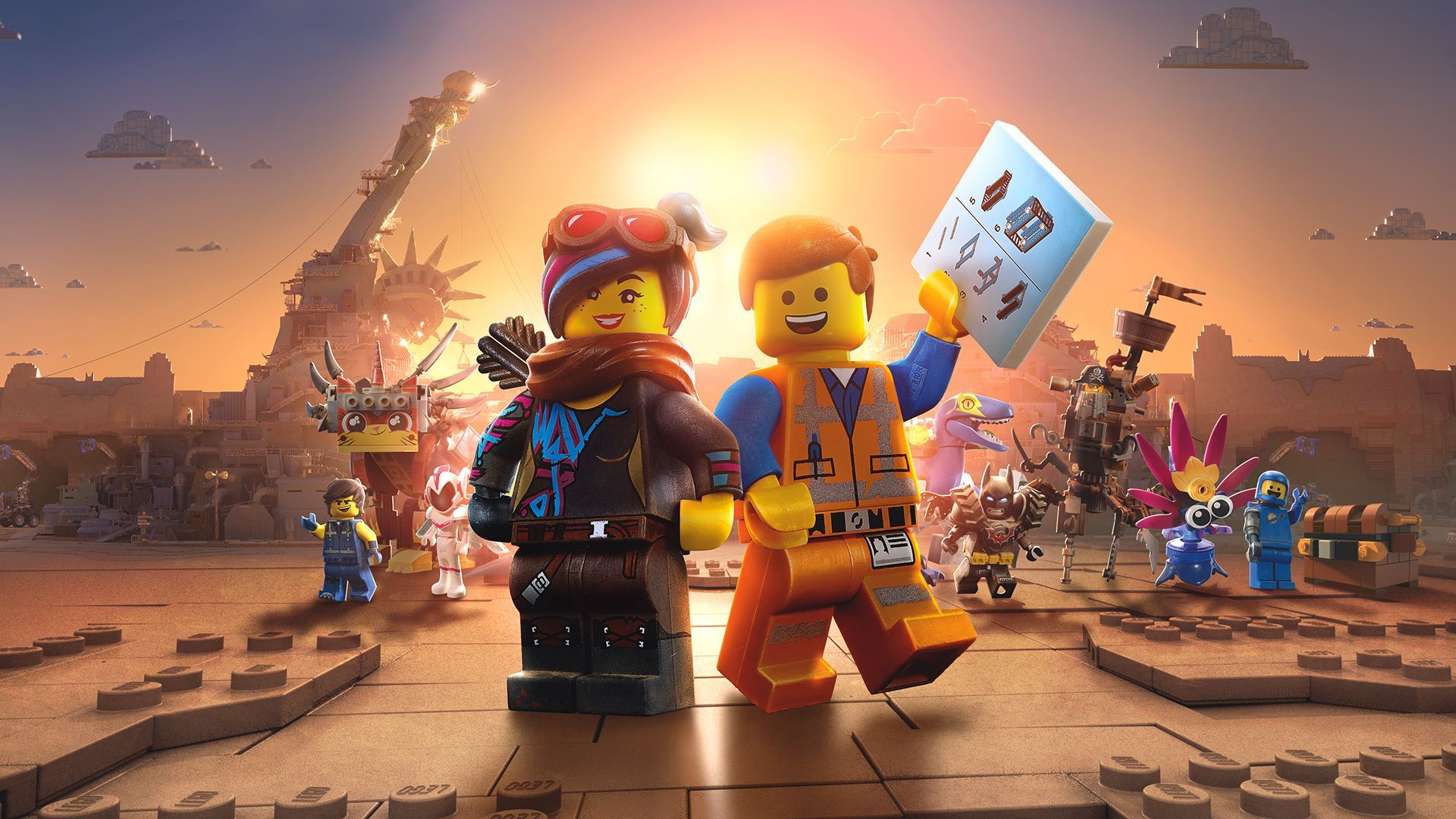 Lego Movie 2 Blu Ray Release Date Special Features Revealed