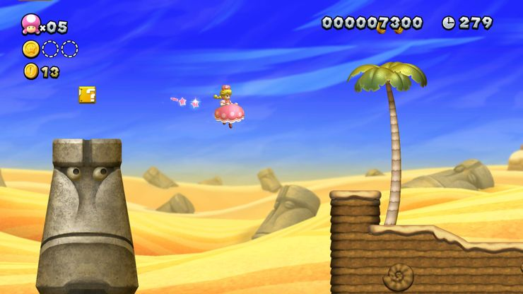 New Super Mario Bros U Deluxe Review A Solid Update