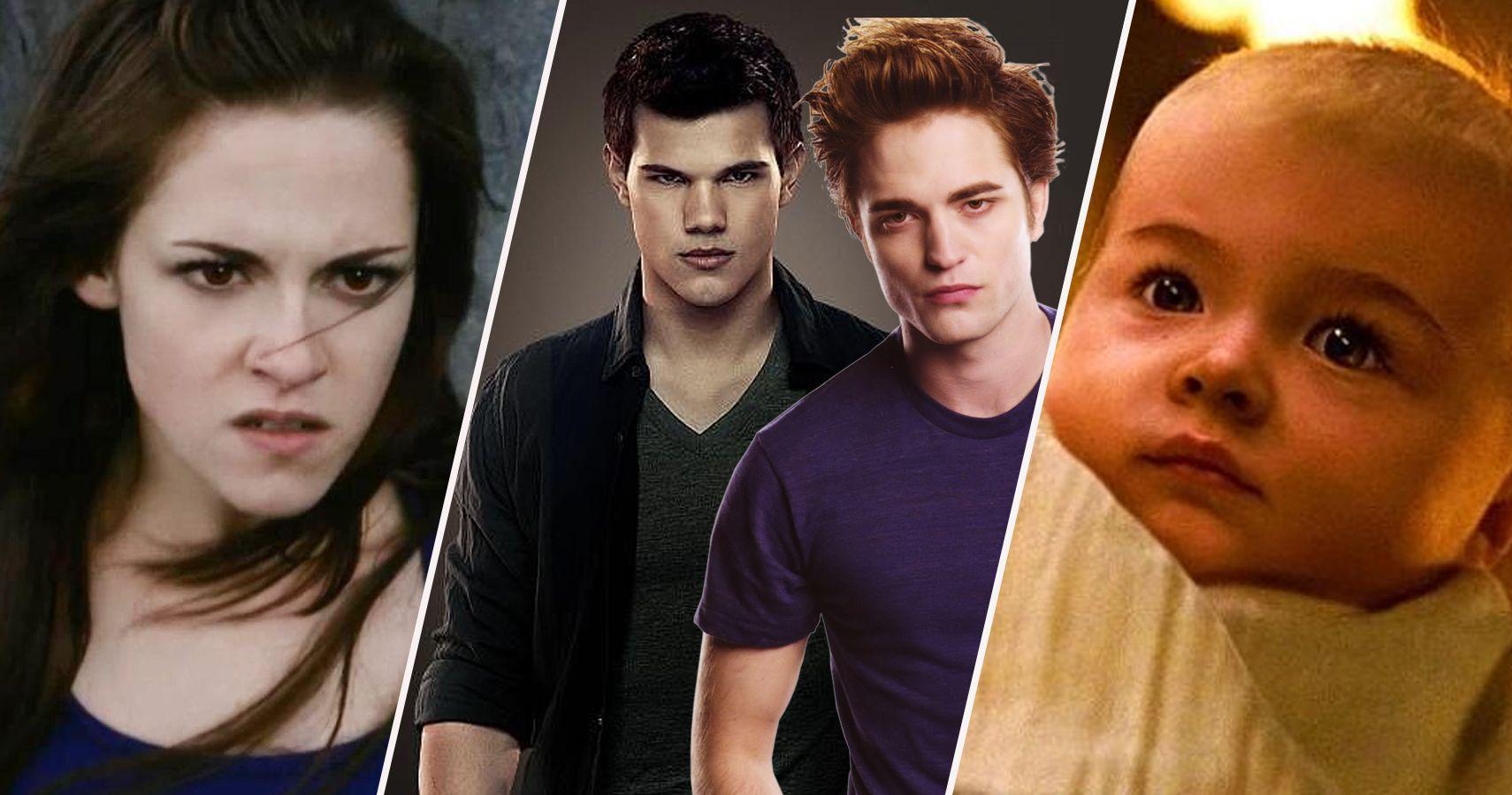 Twilight: 20 Revelations About Edward And Jacob's Relationship