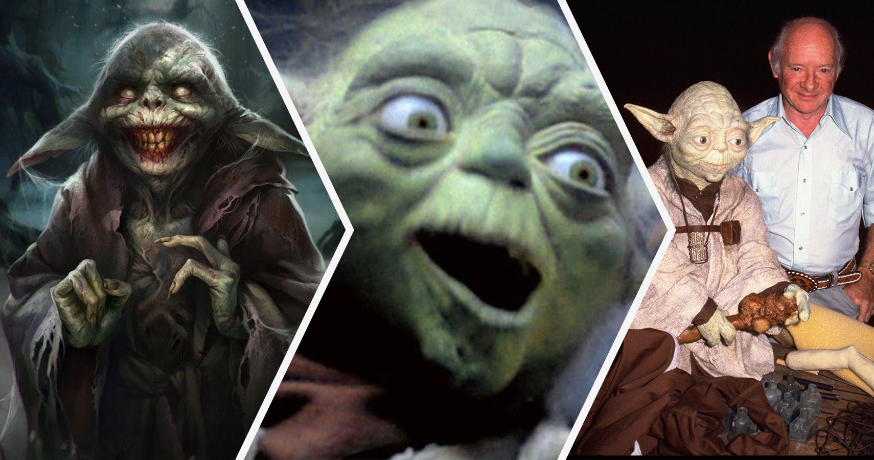 I Want To Fucking Stomp On Baby Yoda