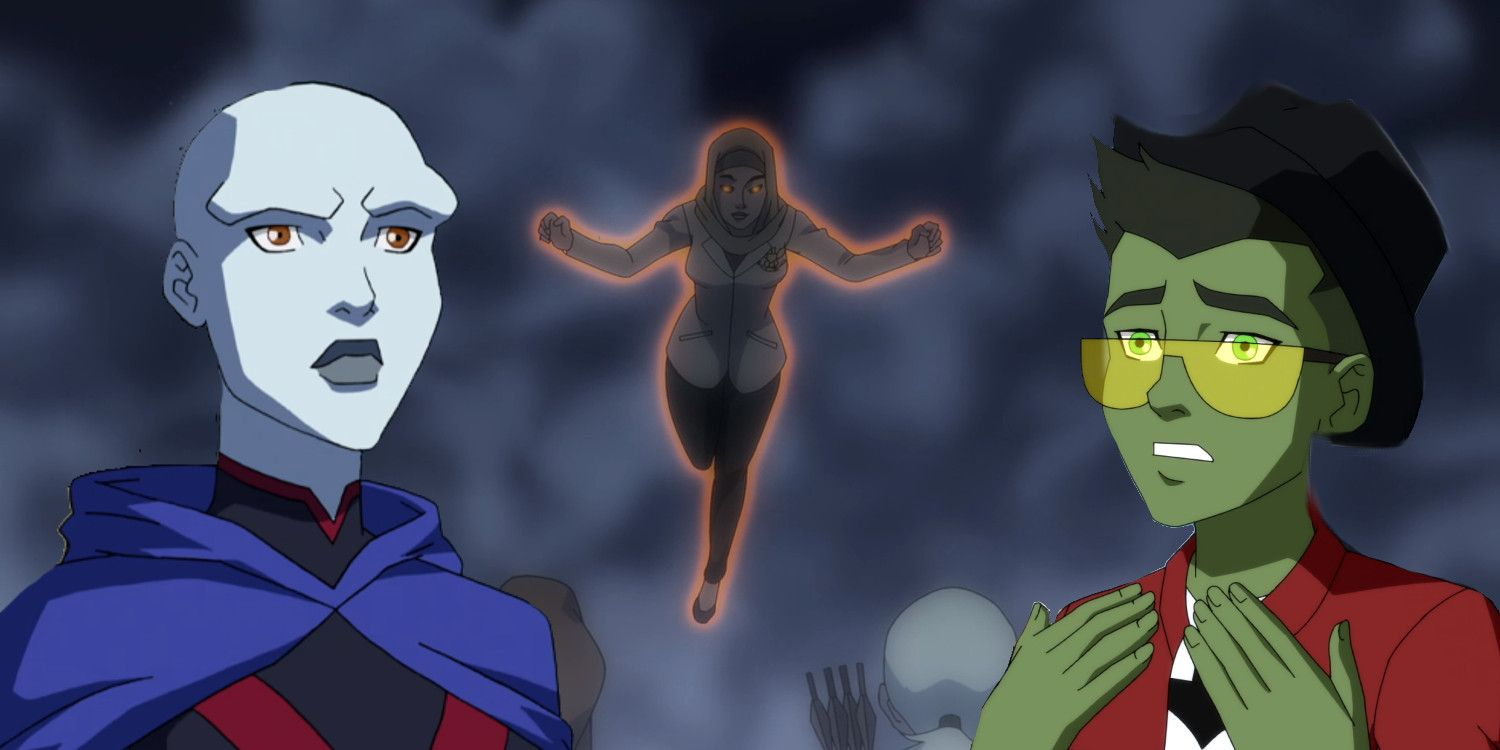 Young Justice: Outsiders - 10 Questions From Episodes 1-3