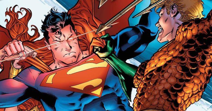 Aquaman Vs Namor Which Superhero Would Win Screenrant