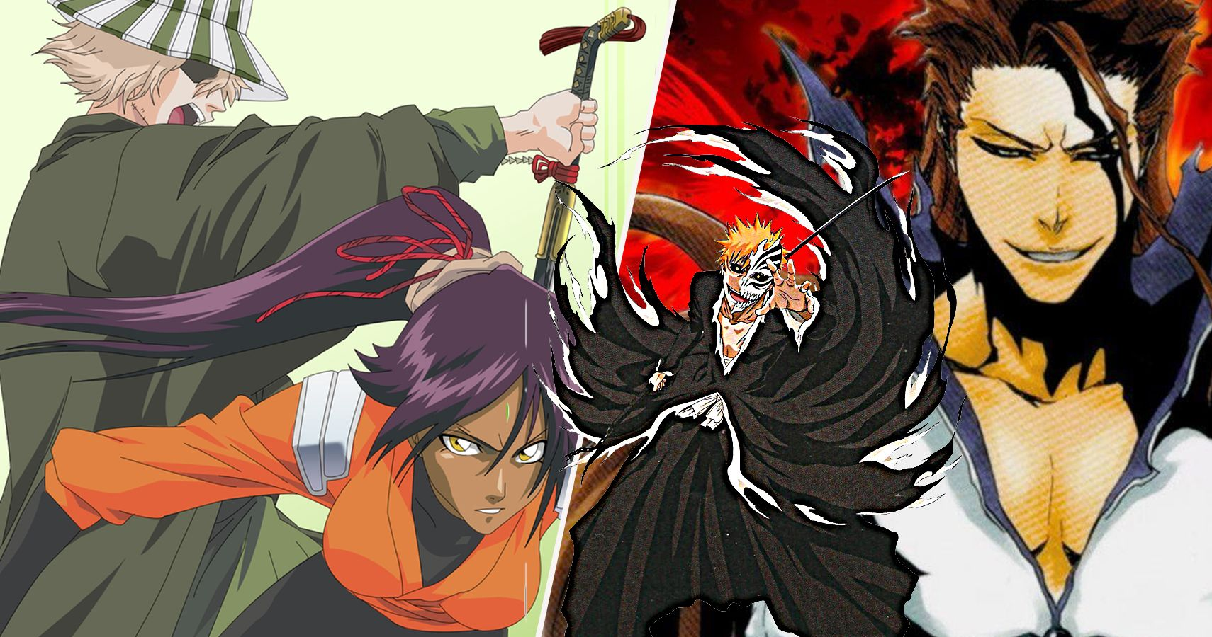 Bleach: 25 Shinigami Ranked From Weakest To Strongest