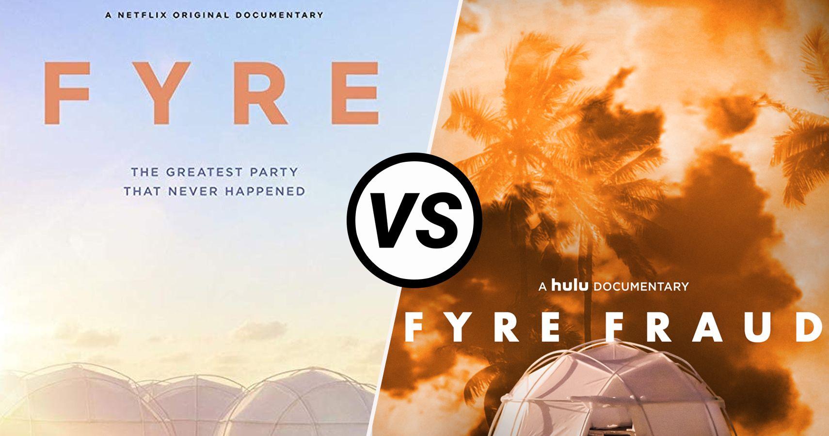 Netflix Vs Hulu: Which Fyre Fest Documentary Should You Watch?