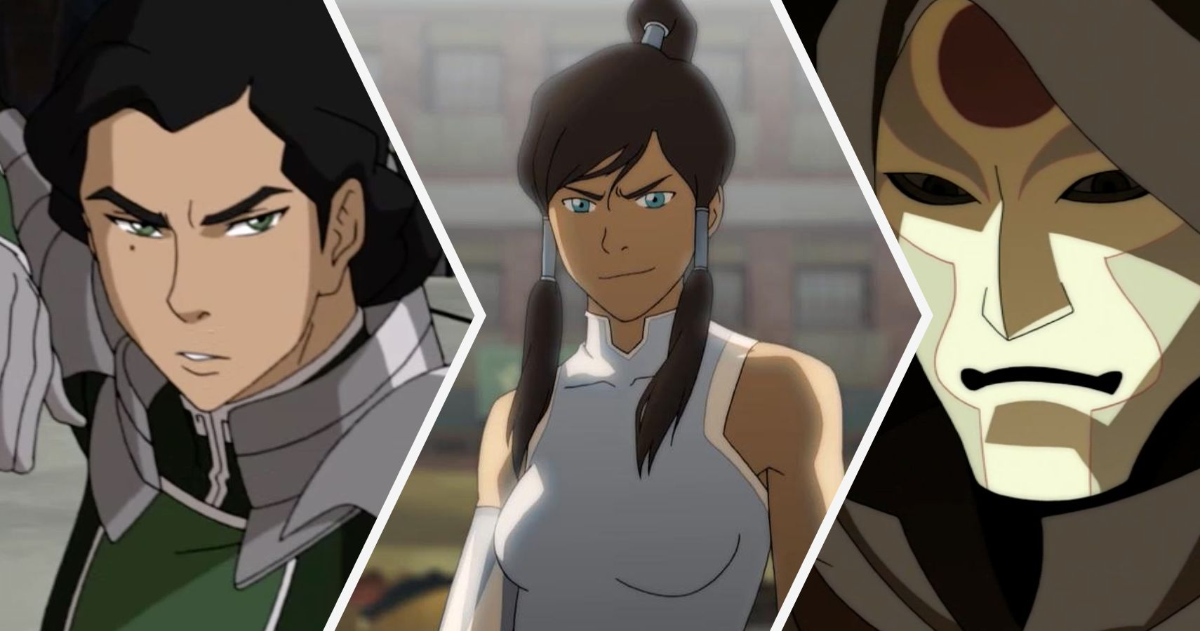 20 Legend Of Korra Characters Officially Ranked | ScreenRant