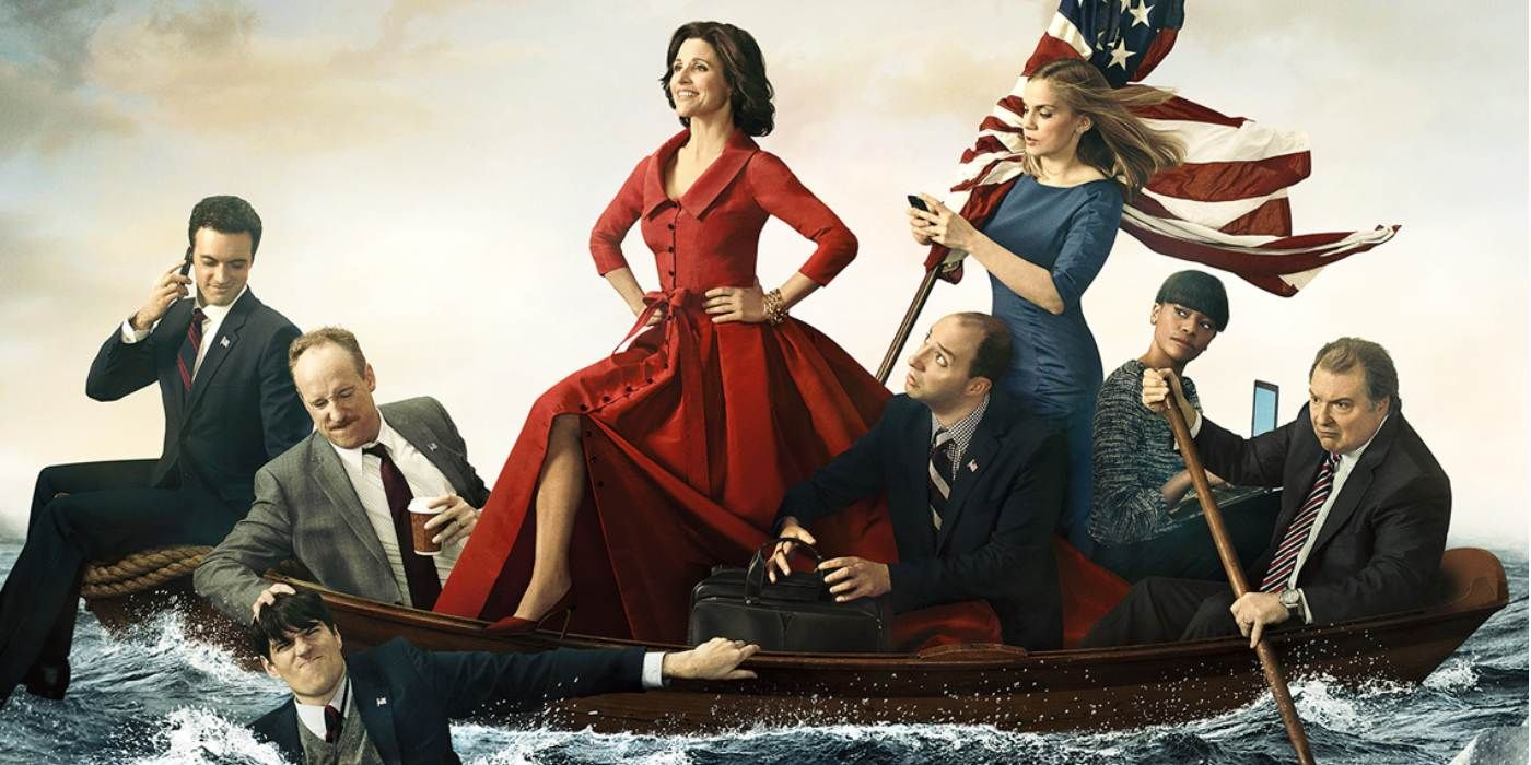 HBO's Veep Characters by Myers-Briggs® Personality Test