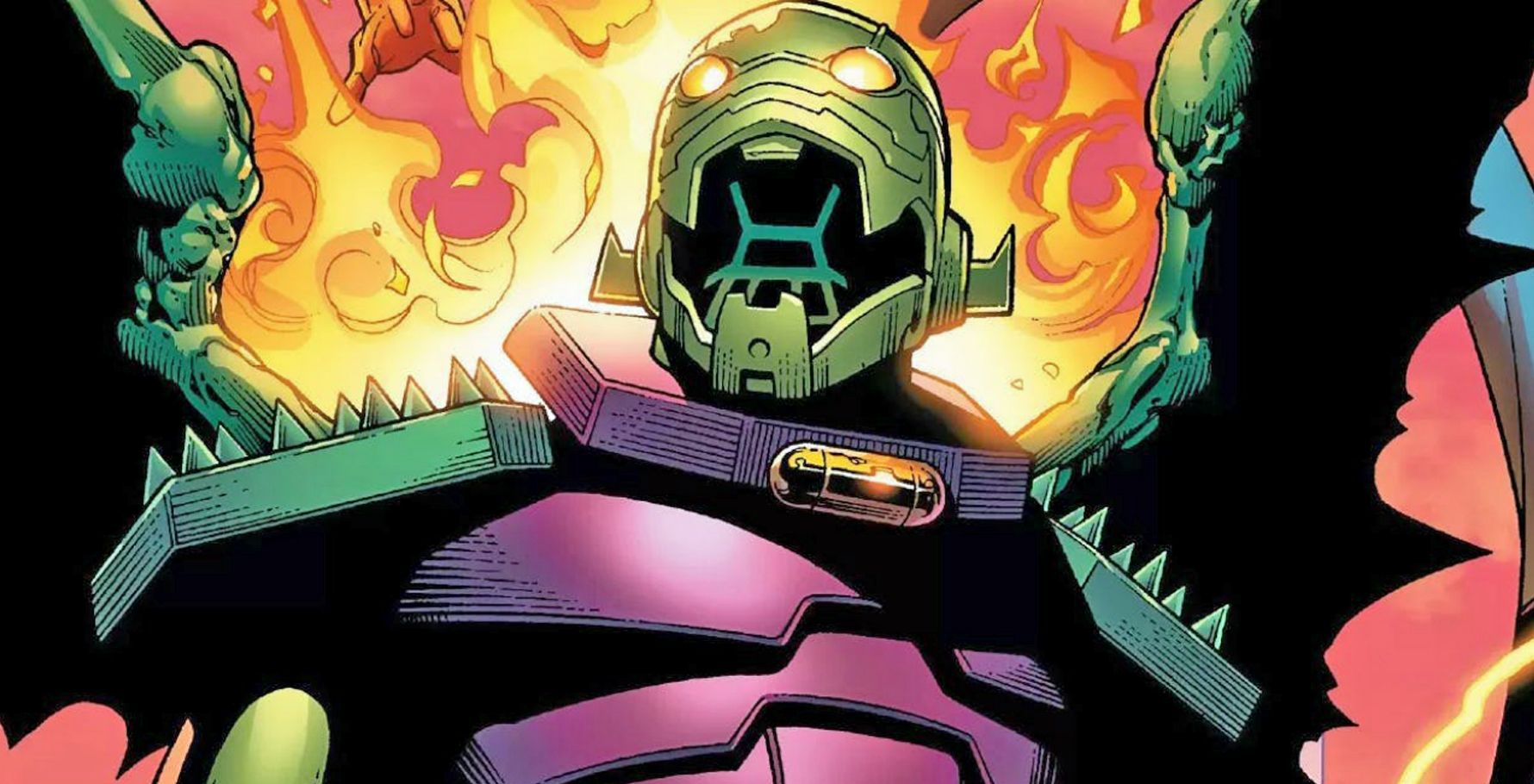 Annihilus: 10 Things To Know About Marvel's Cosmic Villain