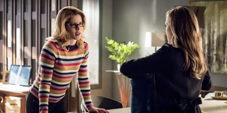 There's No New Arrow Episode This Week, Here's The Return Date