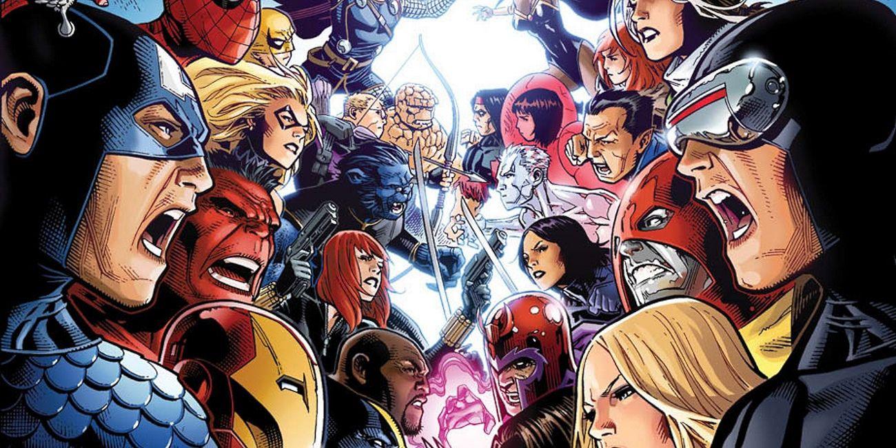Marvel's Avengers Hold The Secret To Beating The X-Men