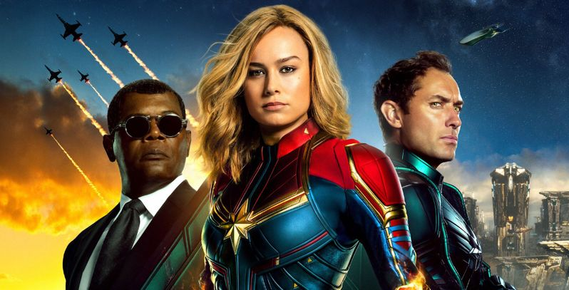 Kelly Sue DeConnick on Captain Marvel's Rise to the Top of the Marvel Cinematic Universe