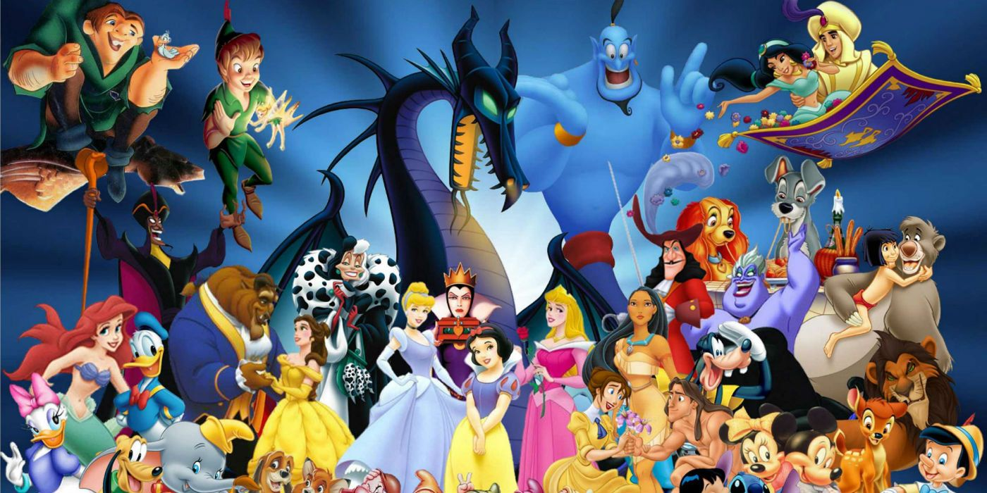 Theory: Every Disney Movie Exists In The Same Universe